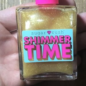Tarte  Sugar rush shimmer time body